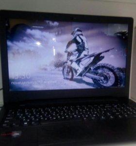 Игровой ноутбук Lenovo ideapad 110