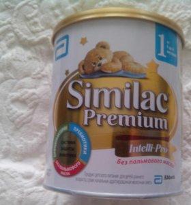 Детская смесь Similac Premium 0-6 мес