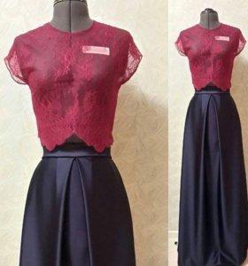 Продаю роскошное платье 3в1
