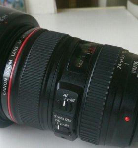 Canon EF 24-105 4l