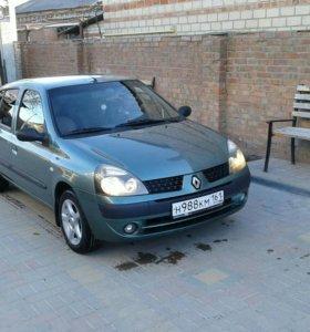 Автомобиль Renault Symbol
