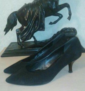 Туфли полностью натуральные Hogl