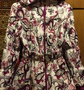 Куртка демисезонная, 104-110, б/у