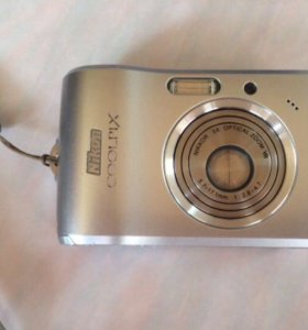 Фотоаппарат Nikon Coolpix L15