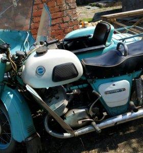 Мотоцикл.Юпитер 3