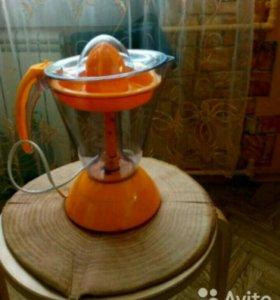 Соковыжималка электрическая для цитрусовых