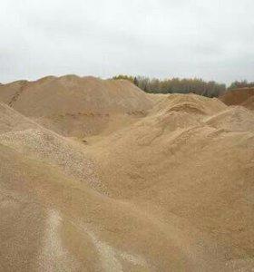 Доставка сыпучих грузов, вывоз грунта