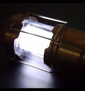 Кемпинговый фонарь.Новый