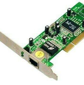 Сетевая карта PCI 100 Mbps Surecom FP 320XR-1/1G
