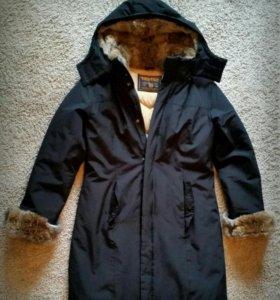 Пальто пуховое Woolrich