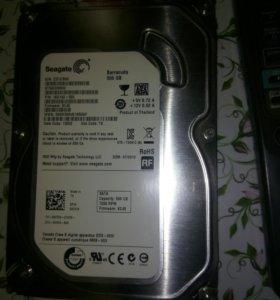 Жесткий диск seagate 500Gb