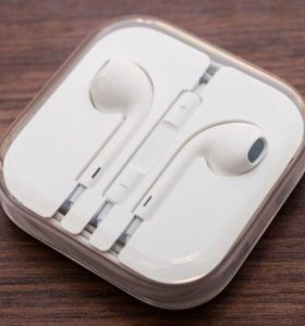 Новые наушники Apple EarPods от iPhone 6s Оригинал