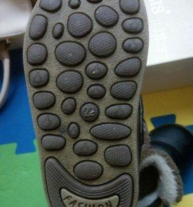 Детские зимние ботиночки