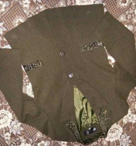 Костюм пиджак и платье