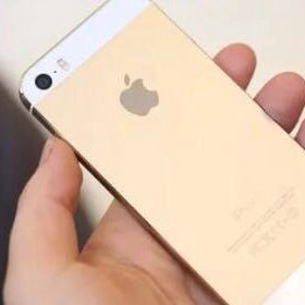 ✅iPhone 5s gold