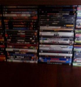 Диски :фильмы , мультфильмы