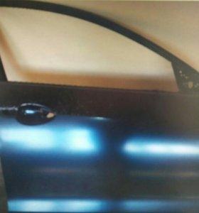 Дверь передняя правая на мазду 3 седан