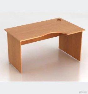 Стол письменный правоугловой
