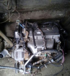 Двигатель от лифан солано 1.6 106л/с с кондишеном