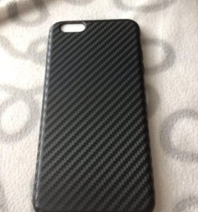 2 Чехола+бронестекло iPhone 6+/6s+
