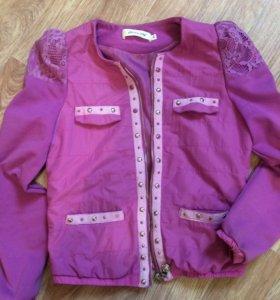 Легкая курточка(пиджак)