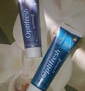 Зубная паста Оптифрэш
