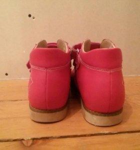 Ботинки ортопедические Ортодон
