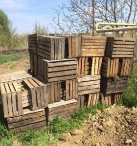 Ящики садовые