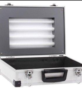 Экспонирующая камера для изготовления печатей