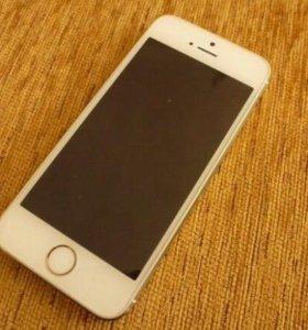 🌟 iPhone SE 16 GB Silver