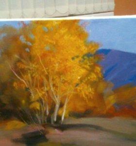 Продаю картины. Рисует моя дочь.