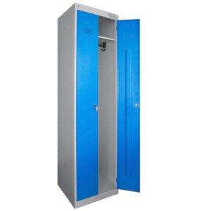 Шкаф для одежды офисный металлический