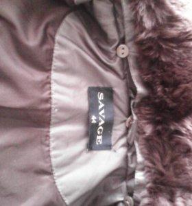 Куртка (осень-теплая зима).
