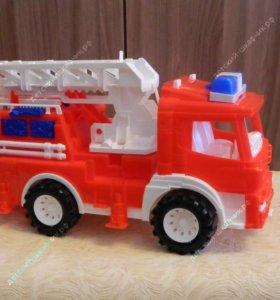 спецтехника Пожарная машина