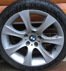 Диски литые R18 оригинальные BMW