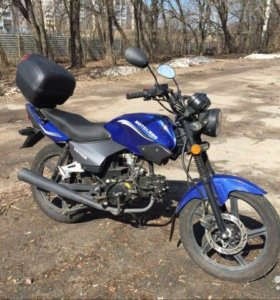 Мотоцикл Motoland Voyage