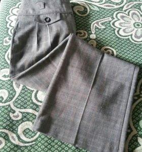 Штаны кюлоты брюки бриджи 40-42
