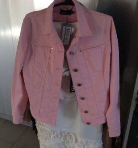 Продам Новые джинсовые куртки, Италия