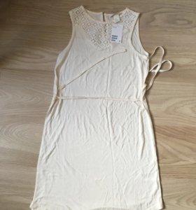 Платье на лето HM новое р.XS