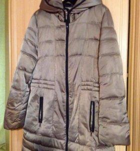 Куртка пальто на 50-52 р. Обмен