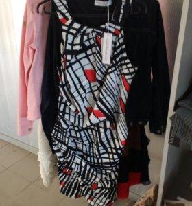 Продам новое итальянское платье ,