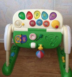 Музыкальный стол-игрушка Chicco