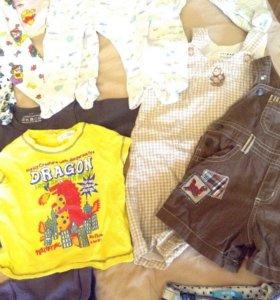 пакет одежды для малыша #5