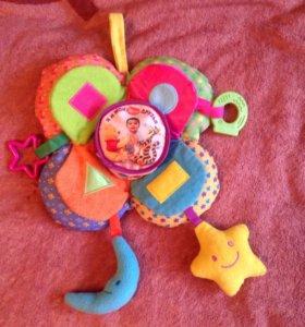 Цветочек игрушка