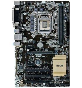Материнская плата Asus H110 - PLUS Soc-1151 Intel