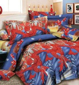 Новое детское постельное белье