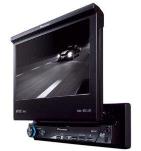 Pioneer AVH-P5000DVD