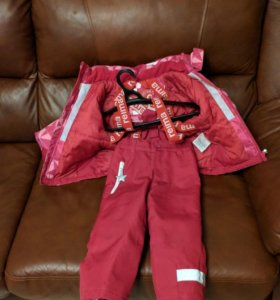 Зимний комплект (куртка+полукомбинезон) Reima