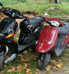 Honda tact18