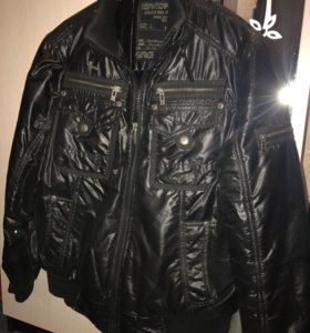 Куртка мужская осень-зима Santoryo